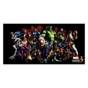Неформатный постер по Marvel vs Capcom
